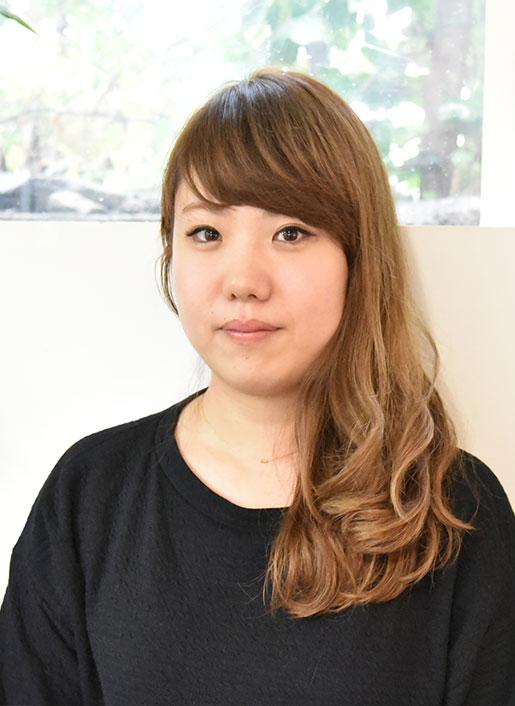 アシスタント 明石 渚 Nagisa Akashi