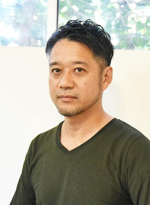 代表 / スタイリスト 小川 諭 Satoshi Ogawa